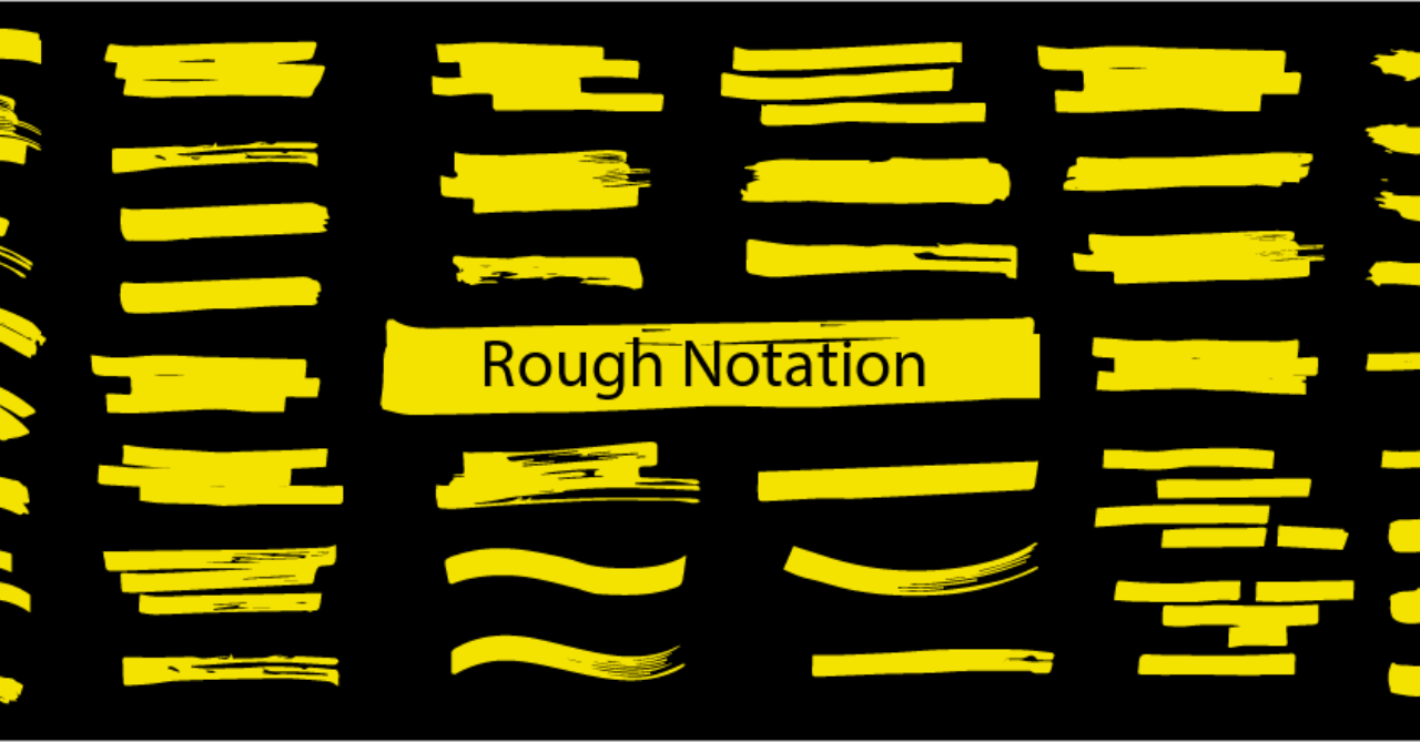 roughnotation.com